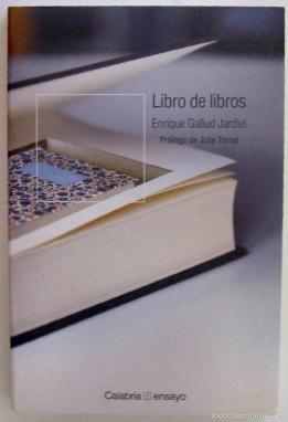 libro de libros
