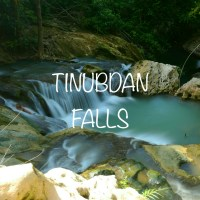 RIVER TREKKING in CATMON with the stunning view of TINUBDAN FALLS.
