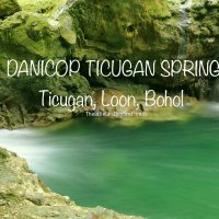 Danicop Spring And Waterfalls:A DIP In One Of Bohol's COLD SPRINGS