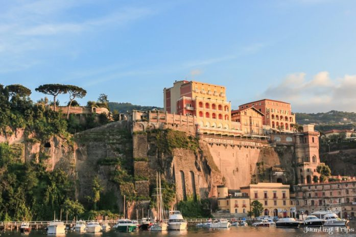 sorrento-port