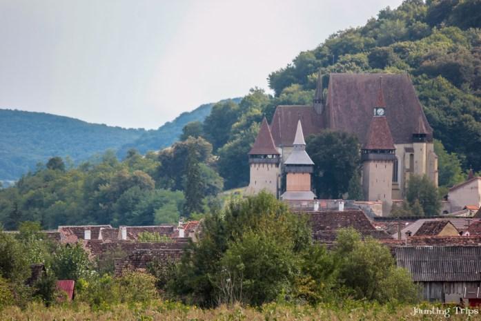 biertan-fortified-church-village
