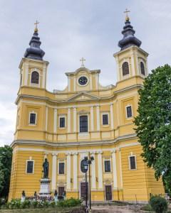Roman Catholic Basilica Oradea