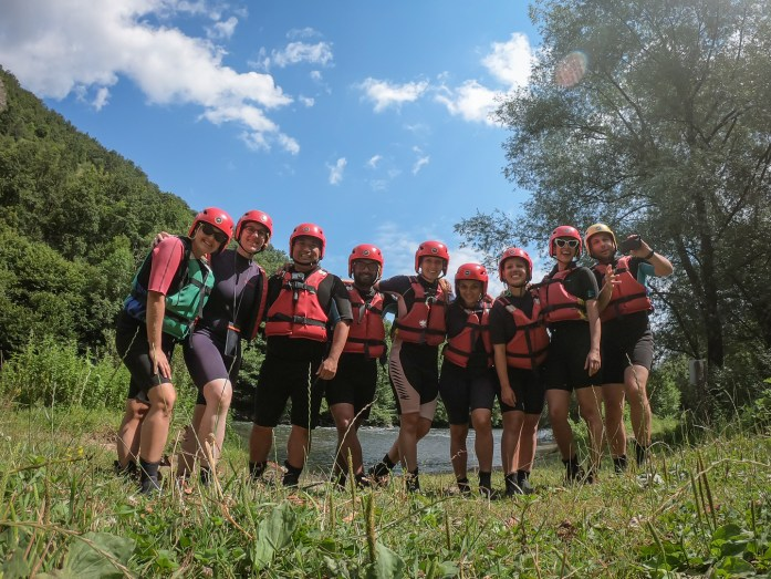 Kayaking and Rafting in Bihor with Master Adventure