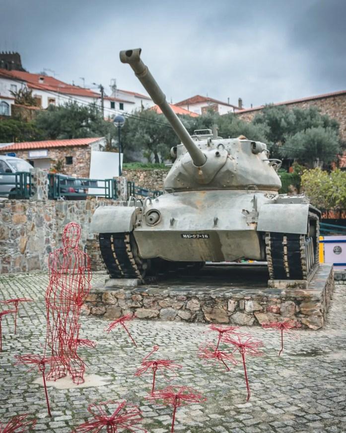 tank penha garcia portugal