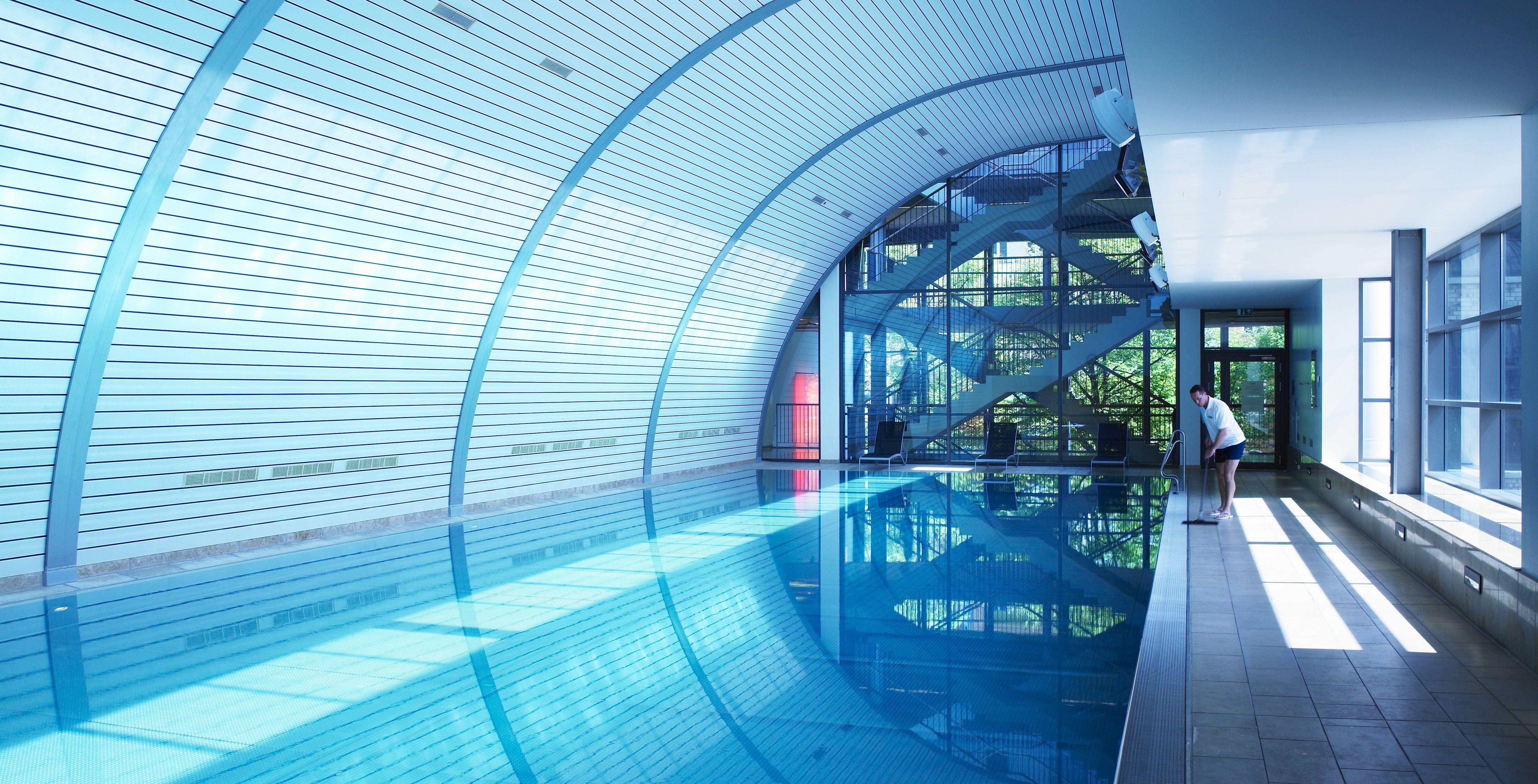 Berlin Hotel Aspira Pool