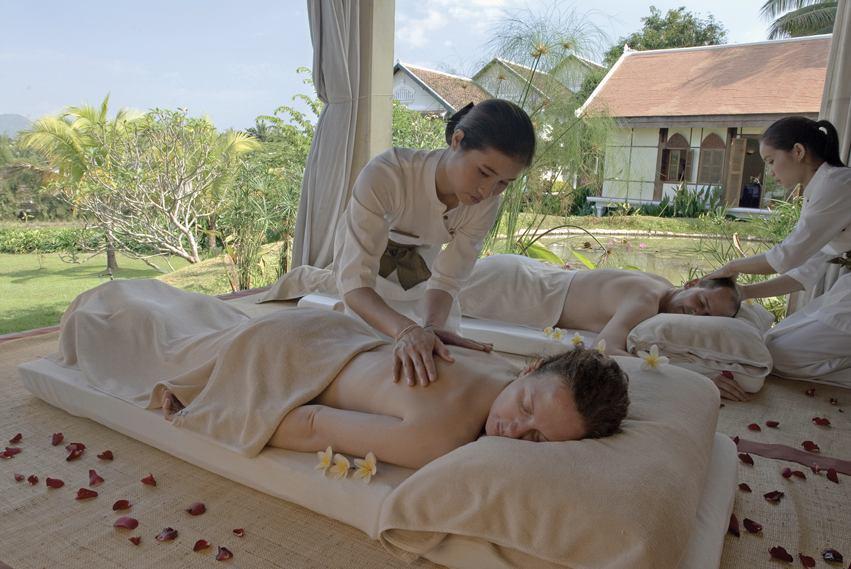 Laos Luxury Hotels Spa