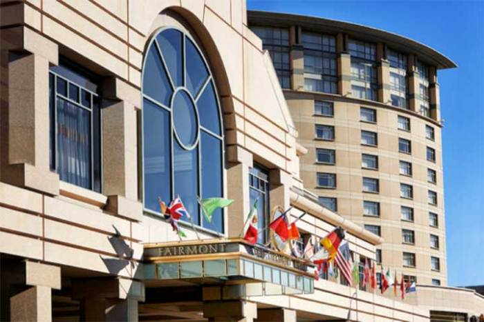 Fairmont San Jose Hotel