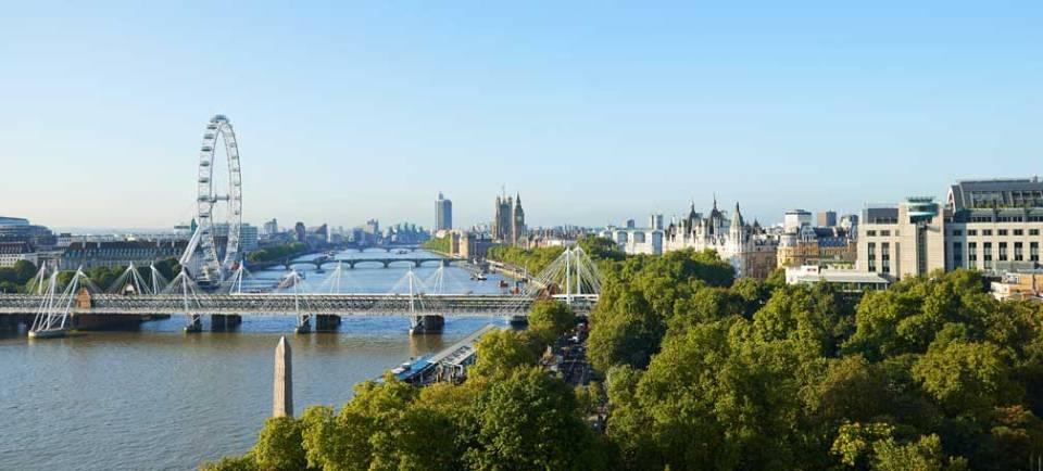 Landscape of London