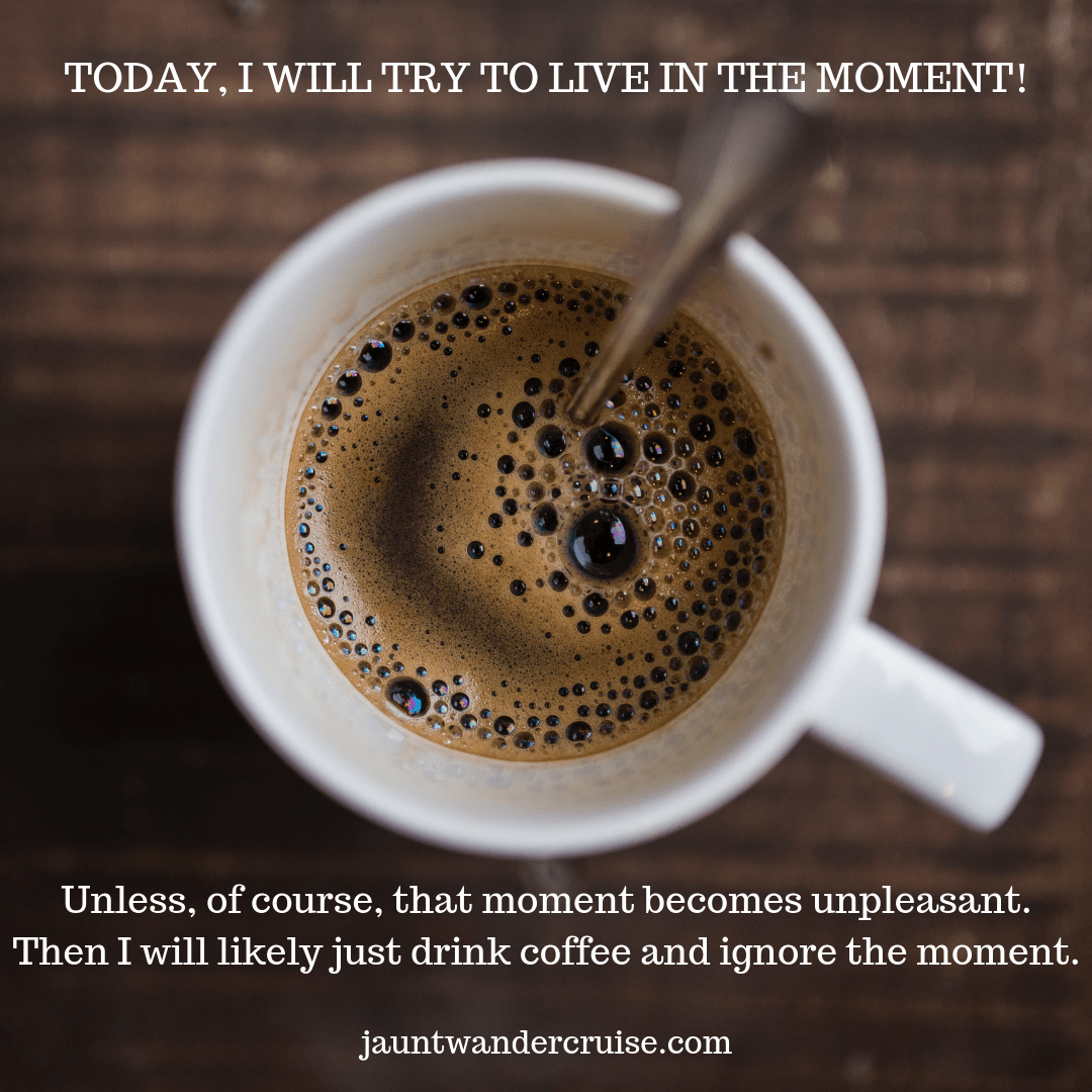 """Image result for We want to do a lot of stuff; we're not in great shape. We didn't get a good night's sleep. We're a little depressed. Coffee solves all these problems in one delightful little cup."""" Jerry Seinfeld"""