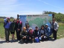 Hiking group: Wilder Ranch