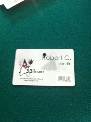 33rd Degree 2012