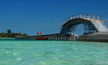 Love Bridge, Tidung Island