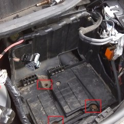 Renault Trafic Ecu Wiring Diagram Pioneer Dvc Sub Batterie Espace 4 Genuine Battery Fuse Link