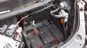 Batterie Espace 4 changer la batterie d 39 une clio 3 youtube genuine renault battery fuse