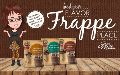 New Blended Coffee!