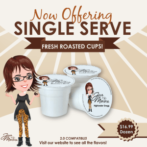 Java Momma Single Serve Cups