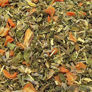 Herbal hot tea