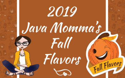 2019 Java Momma's Fall Flavors