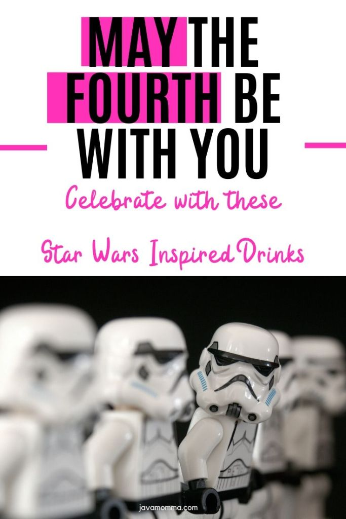 Star Wars and Coffee are a match made in the heavens...Celebrate May the Fourth with these fun galaxy inspired drinks.