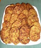 Kotlet or Persian meat Patties