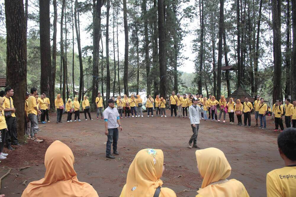 Outbound Corporate Bandung