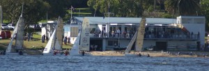 Hosted By Perth Dinghy Sailing Club