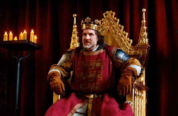 King John: Astonishing