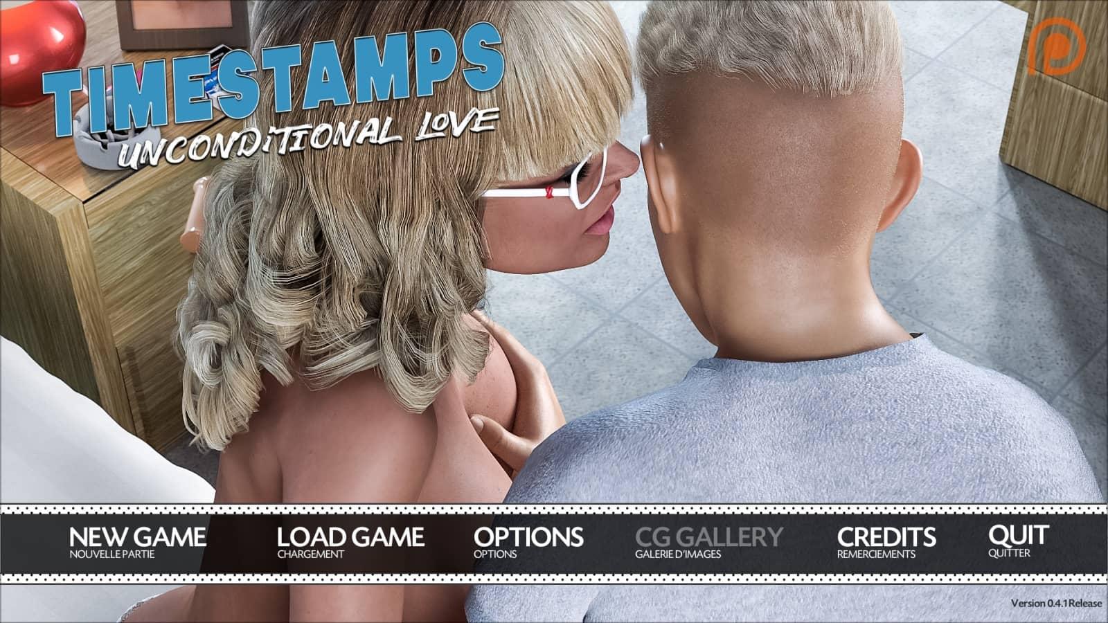 [Motkeyz Games]Timestamps, Unconditional Love 第一部