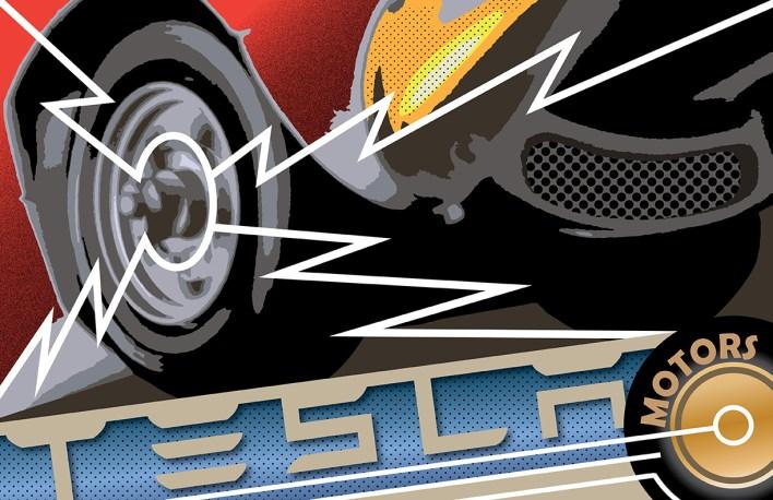 Tesla Poster 7