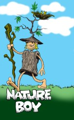 Nature Boy Character Concept