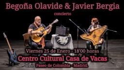 "Javier Bergia & Begoña Olavide    "" Ensalada Mixta"""
