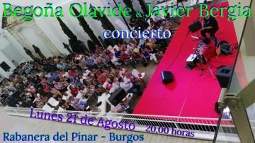 """Javier Bergia & Begoña Olavide – """"A los Poetas, Burlesco y otras Hierbas"""""""
