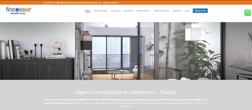 pagina web para inmobiliaria 1