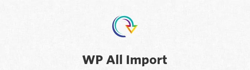 mejorar tu tienda online con WP All Import