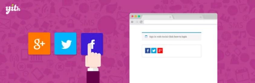 YITH WooCommerce Social Login - mejorar tu tienda online