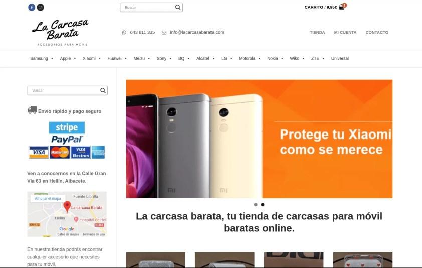 Tienda online en Albacete
