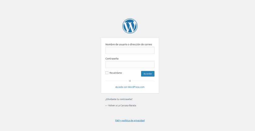 Personalizar el login de WordPress - Plugins y código