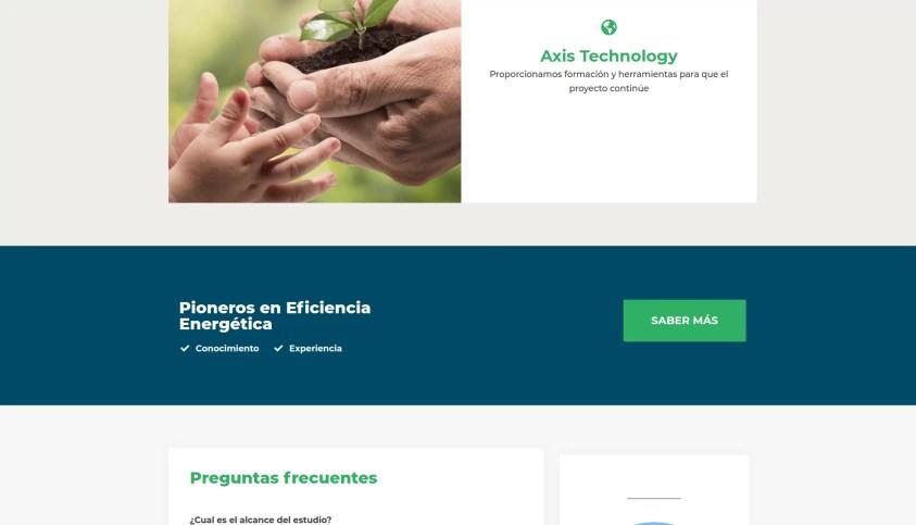 Diseño web corporativa en Madrid 4