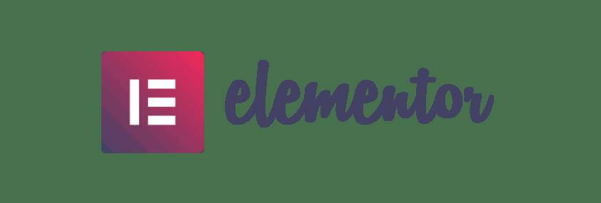 Divi + Elementor logo
