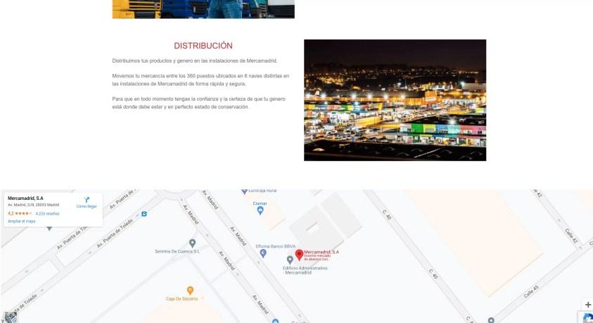 Diseño de página web en Barajas Madrid Cardes 3