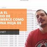 Gestionar inventario de WooCommerce como un Excel - WP Sheet Editor