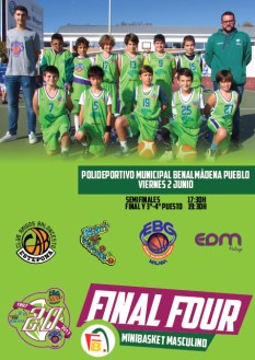 Final Four EBG Mini Mas 17