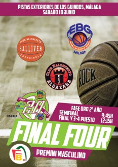 Final Four EBG Premini ORO 2º