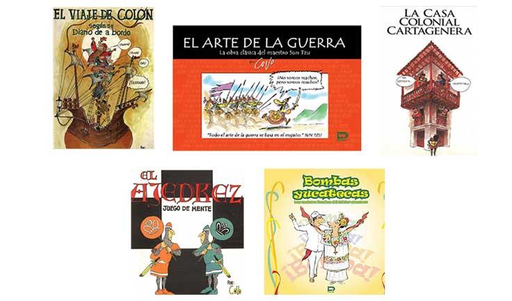 libros de humor y cultura