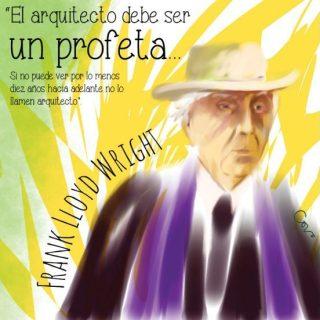 Frank lloyd Wright precursor de la arquitectura moderna con la creación de la arquitectura orgánica