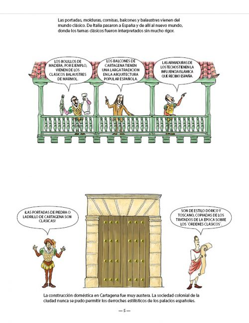 La Casa Colonial Cartagenera