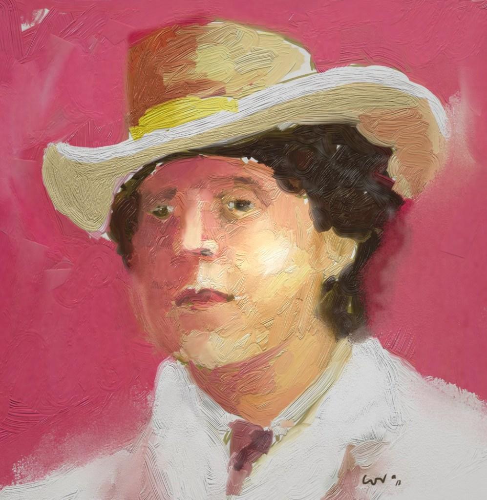 Oscar Wilde autor de El retrato de Dorian gray