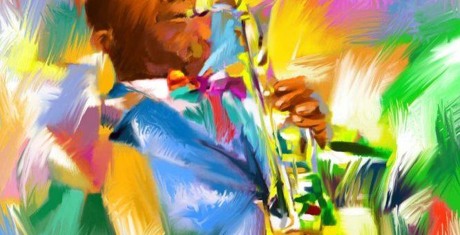 jazz, saxofonista
