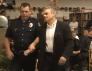 William Baer en el momento de su detención
