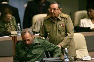 Representantes de la 'monarquía' hereditaria cubana.